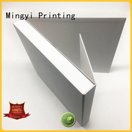 Mingyi Printing quality small cardboard gift boxes printed for Jewellery