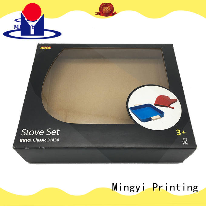 Mingyi Printing product packaging boxes manufacturers for items