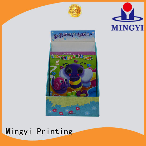 Mingyi Printing Brand business style design standard cheap scrapbook albums