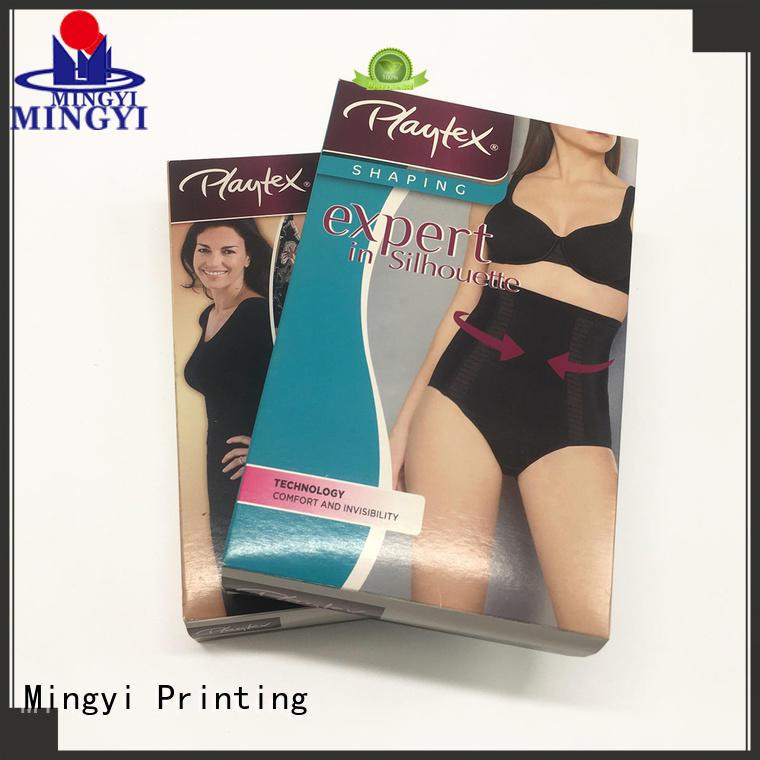 Mingyi Printing carton box packaging company for gift