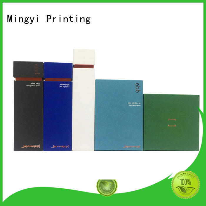 Mingyi Printing custom printed shipping boxes for business for gift