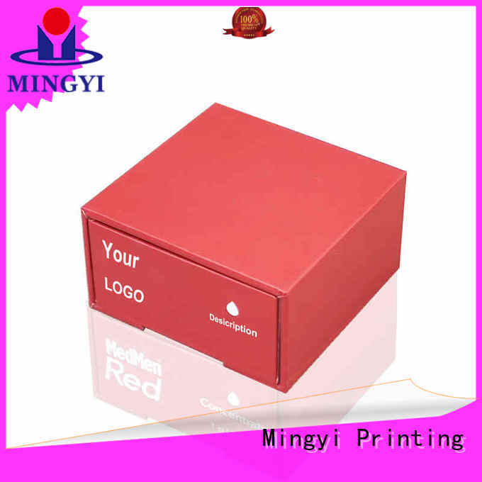 Mingyi Printing High-quality custom product packaging for business for items