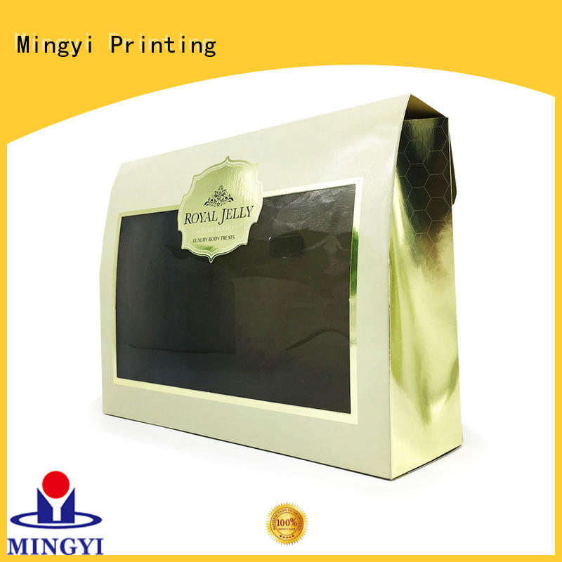 coloured cardboard boxes silver Mingyi Printing