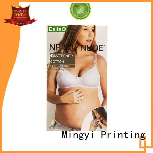 Mingyi Printing customized carton boxes wholesale customization for present