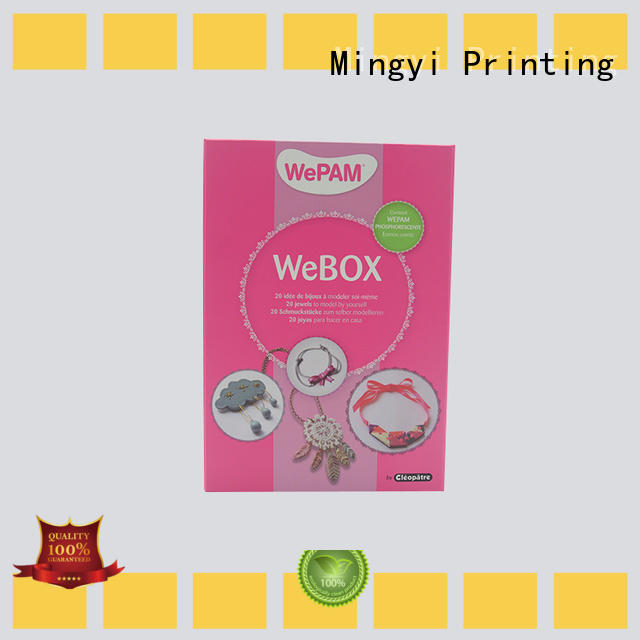 Mingyi Printing affordable pretty gift boxes with good price for souvenir
