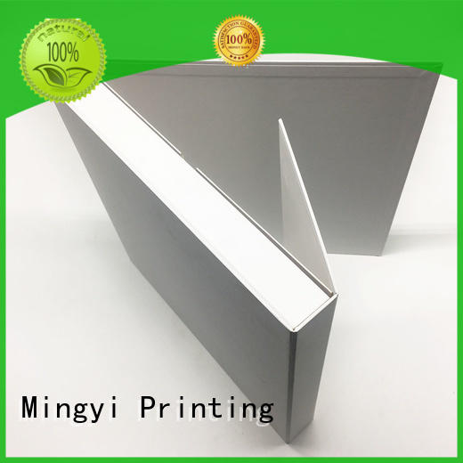 Mingyi Printing foldable gift boxes Suppliers for present