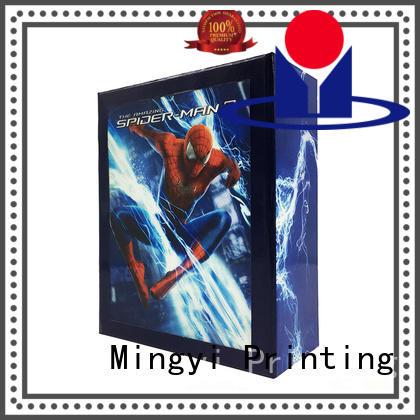 cardboard birthday gift box factory price for present Mingyi Printing