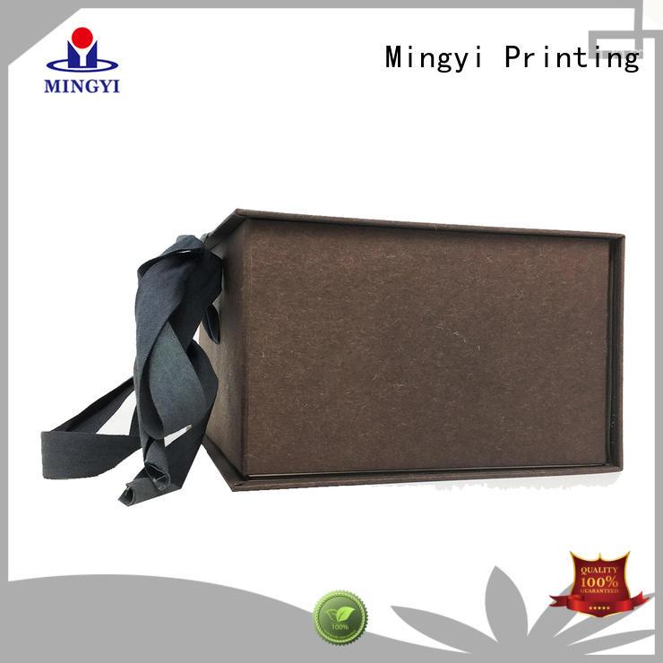 Mingyi Printing handle carton box price factory price for souvenir