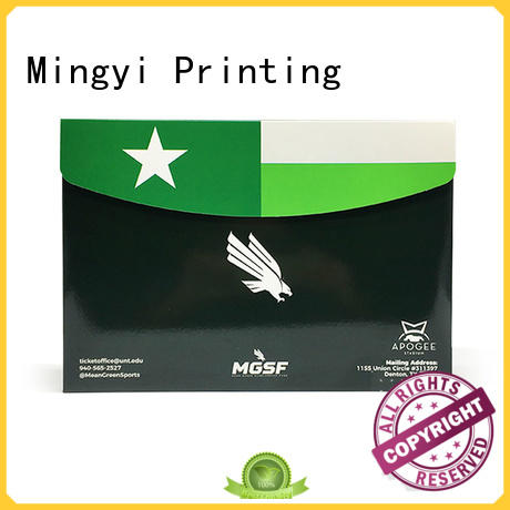 Mingyi Printing cmyk wholesale clothing labels customization for present