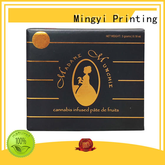Mingyi Printing Custom custom product packaging boxes manufacturers for souvenir