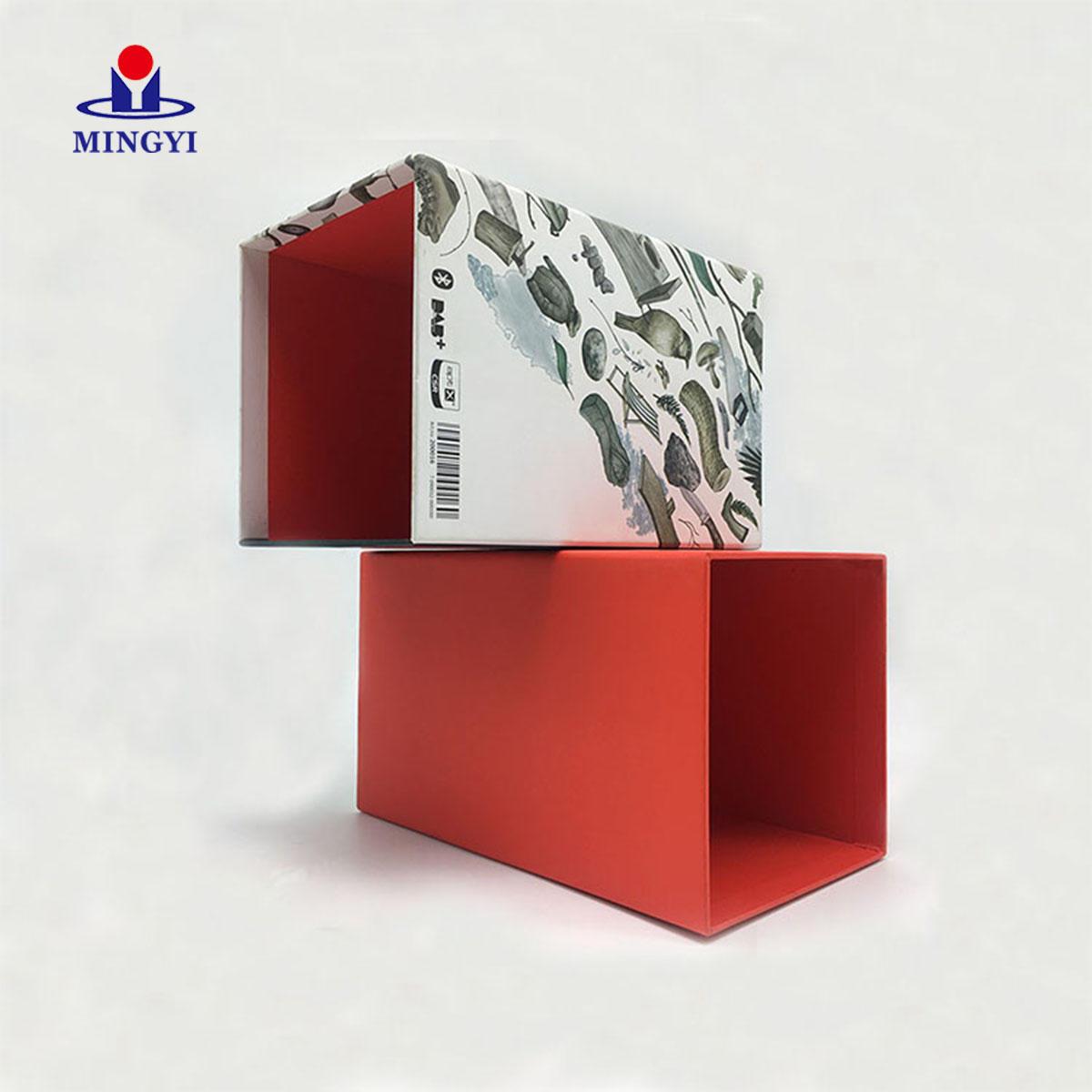 window ceremony eva design watch gift box Mingyi Printing-gift box- hang tags- packaging stickers-Mi-1