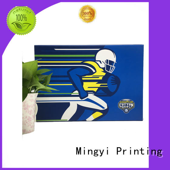 Mingyi Printing cute wholesale gift boxes suppliers wedding for snacks