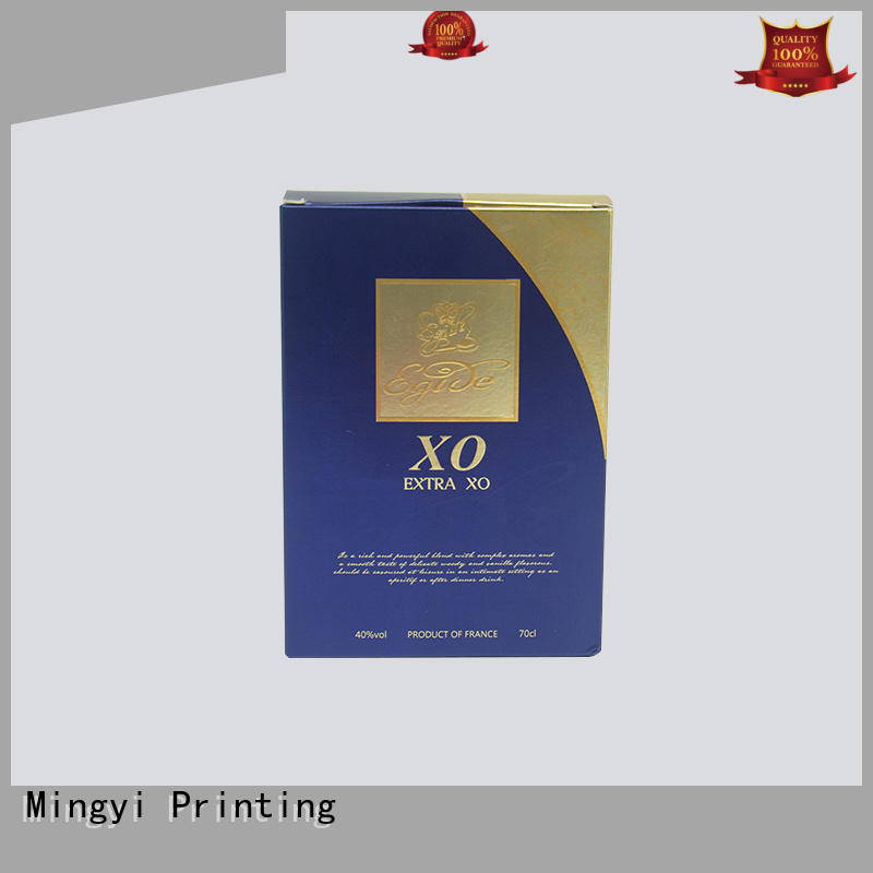 Hot luxury packaging boxes base Mingyi Printing Brand