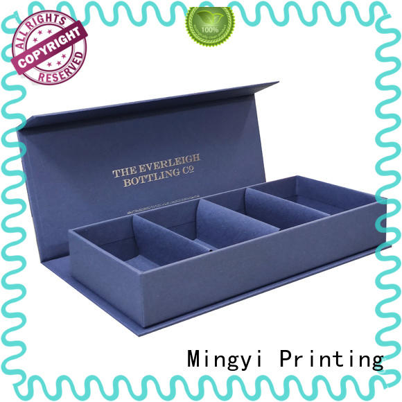 Mingyi Printing Latest paper gift box company for gift