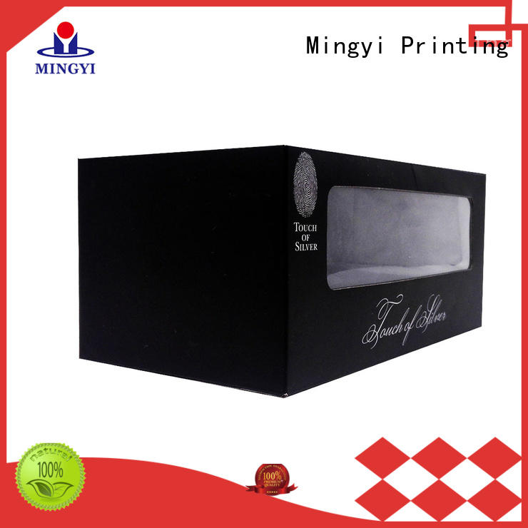 artistic cosmetics OEM luxury packaging boxes Mingyi Printing