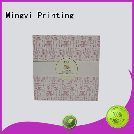 Mingyi Printing new design packing boxes online with good price for Jewellery