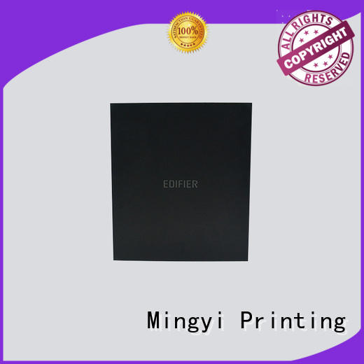 eyelash cardboard box suppliers from China for present Mingyi Printing