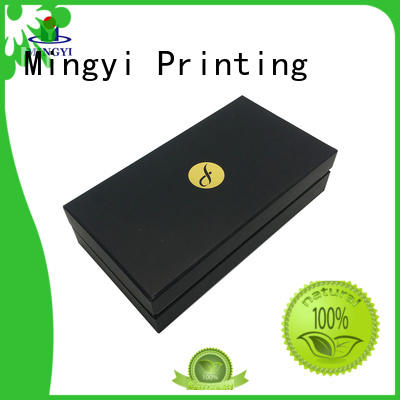 Mingyi Printing Brand hard hard gift boxes wooden supplier