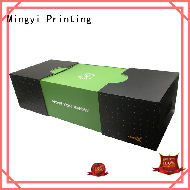 corrugated packaging box pet for candy Mingyi Printing