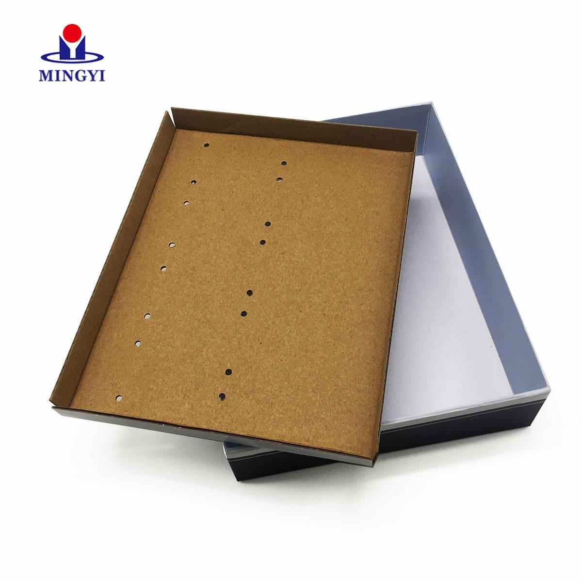 wooden Custom pvc watch gift box base Mingyi Printing-Mingyi Printing