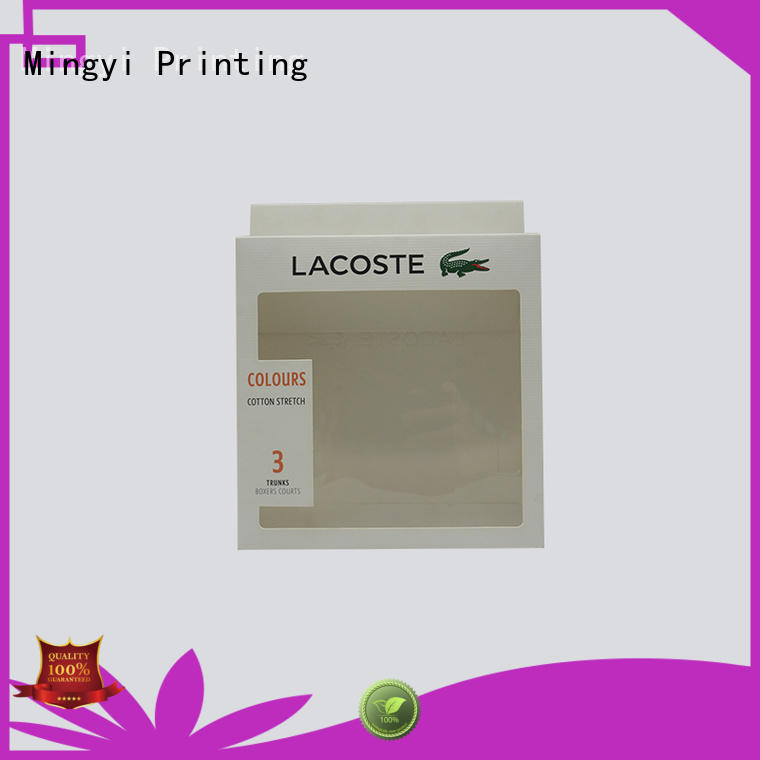 Mingyi Printing High-quality product packaging boxes Supply for souvenir