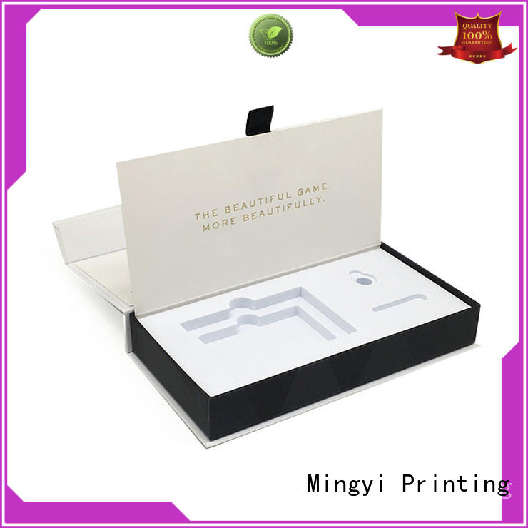 Mingyi Printing custom gift boxes for business for snacks