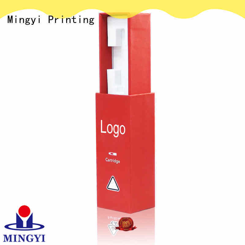 Mingyi Printing custom product packaging boxes factory