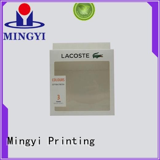 Mingyi Printing humanity design carton box packaging factory price