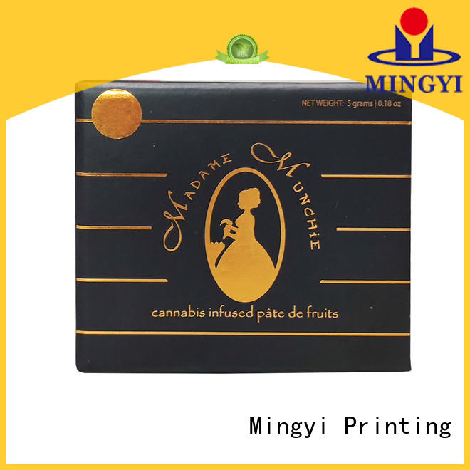 Mingyi Printing effcient custom size cardboard boxes battery for items