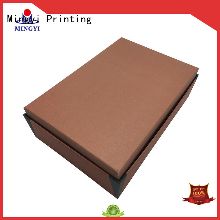 Mingyi Printing first-rate paper box craft directly sale for present