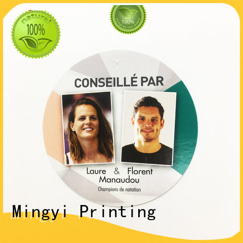 Mingyi Printing high-end garment labels factory price for Jewellery