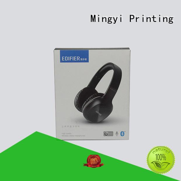 custom size gift boxes square for souvenir Mingyi Printing