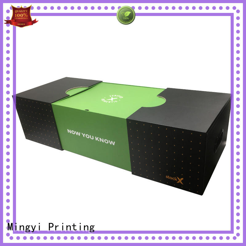 Mingyi Printing decorative gift boxes Supply for snacks