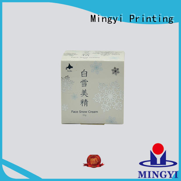 Mingyi Printing coloured gift boxes Supply for snacks