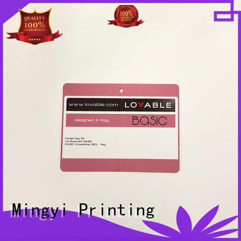 wholesale clothing labels magnet for souvenir Mingyi Printing