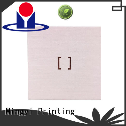 Mingyi Printing New cardboard packaging for business for souvenir