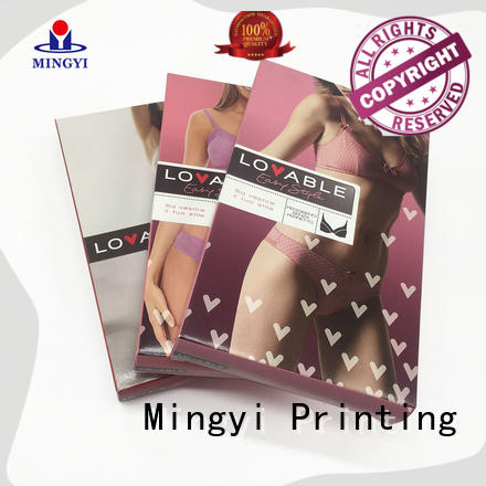 Mingyi Printing drawer foldable cardboard boxes directly sale