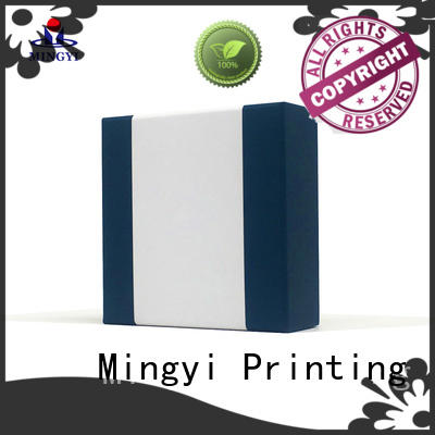 Mingyi Printing eco-friendly magnetic gift box producer for phone