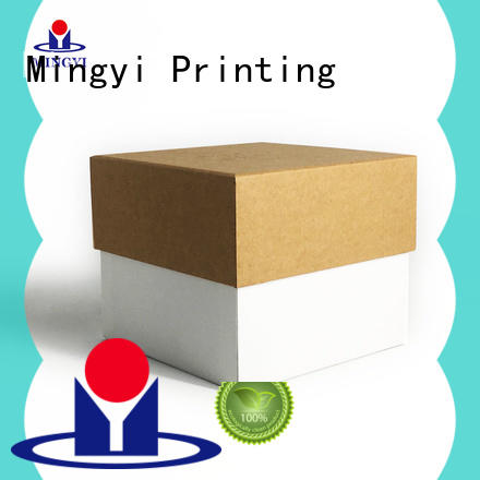 Mingyi Printing jewelry gift boxes company for snacks