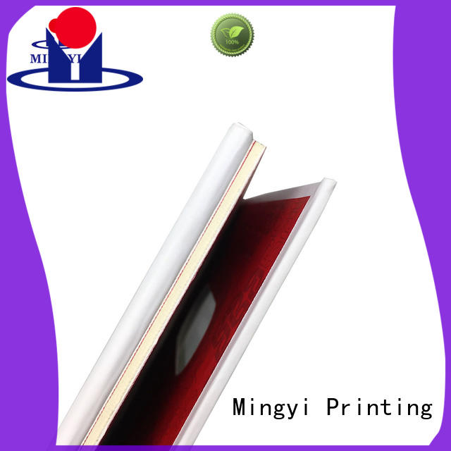 Mingyi Printing New wedding photo album book factory for Jewellery