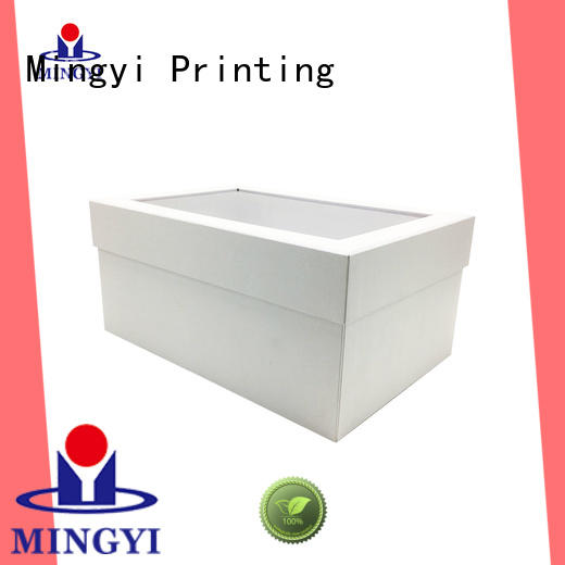 Mingyi Printing Latest cardboard shipping boxes manufacturers for Jewellery