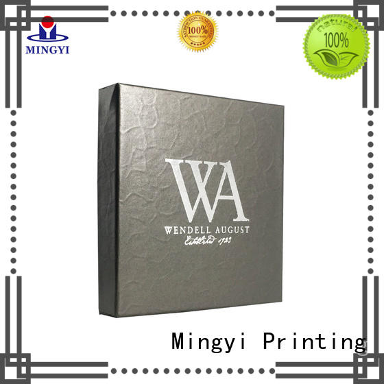 decorative different size gift boxes coffee for phone Mingyi Printing