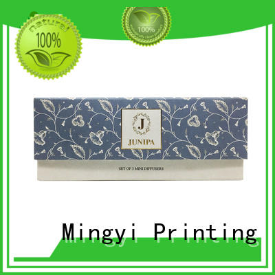 Mingyi Printing custom size cardboard boxes Suppliers for items