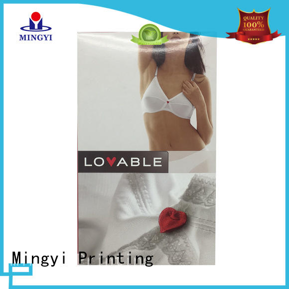 Mingyi Printing cardboard box price for business for snacks