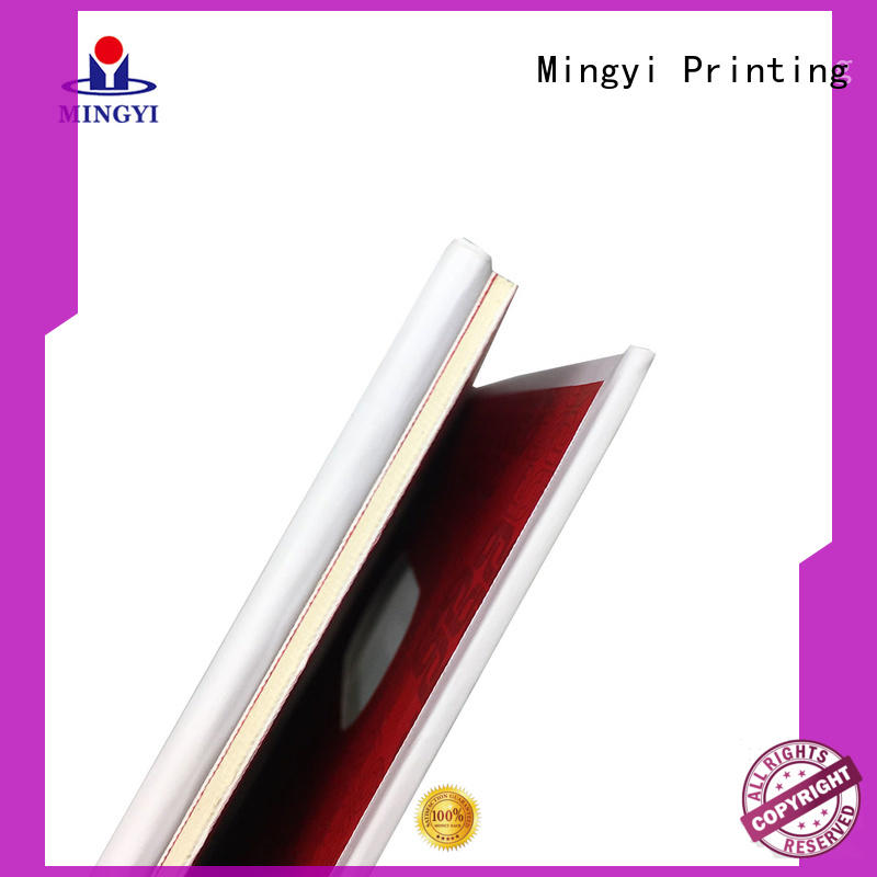 Mingyi Printing Best personalized scrapbook manufacturers for items