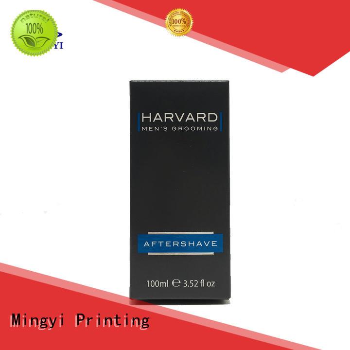 Mingyi Printing custom size cardboard boxes company for snacks