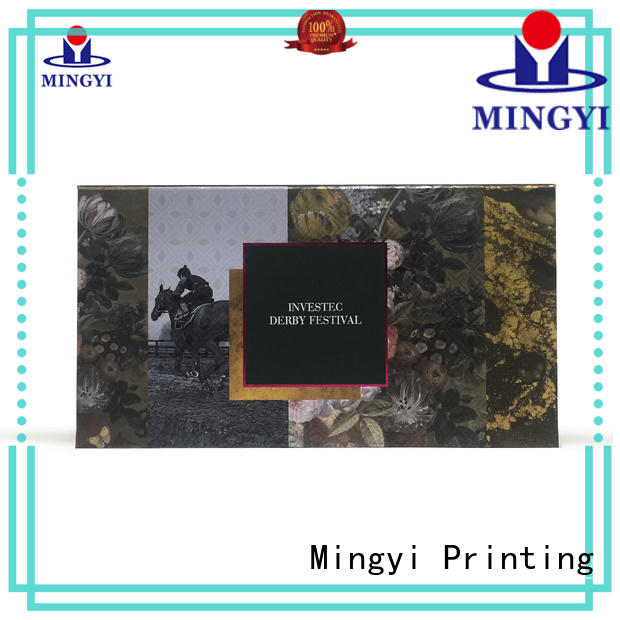 Mingyi Printing custom gift boxes Suppliers for snacks