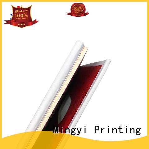 Mingyi Printing high-end discount scrapbook supplies album for present