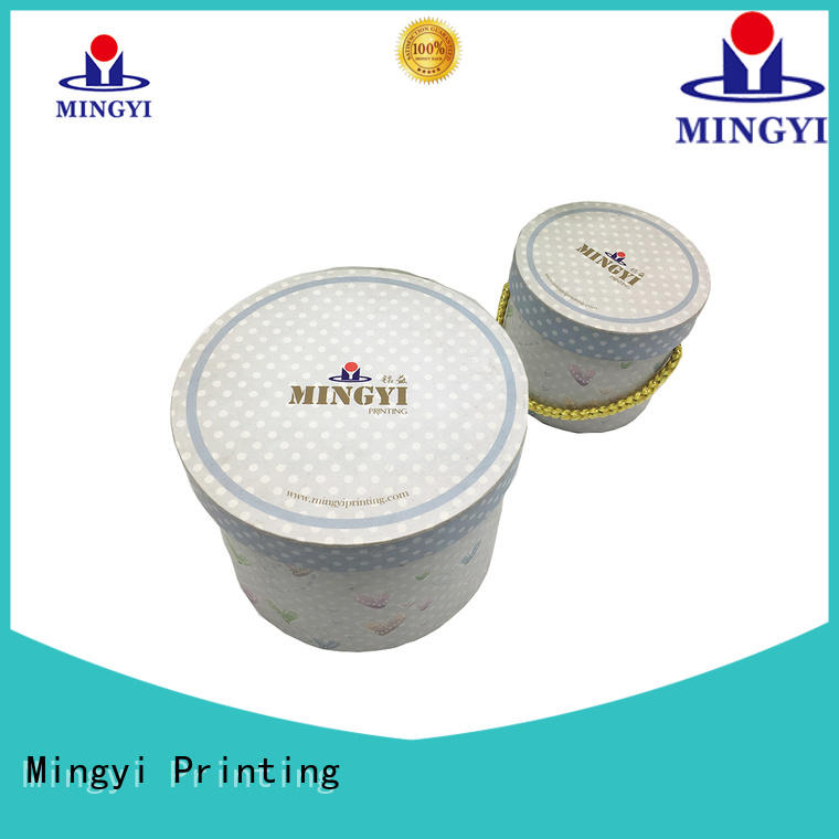 Mingyi Printing empty gift boxes Supply