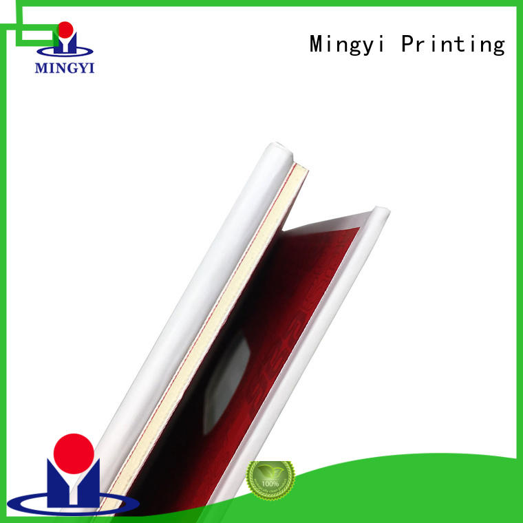 Mingyi Printing Wholesale personalized scrapbook album Suppliers for gift